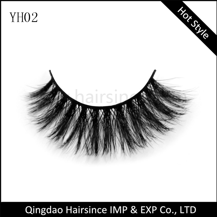 Quality styles horse hair lashes natural curls with good price, mink hair lashes, human hair lashes wholesale price