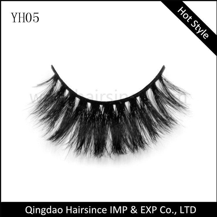New style horse hair lashes, factory price lashes products, human hair lashes, 3D lashes supplier