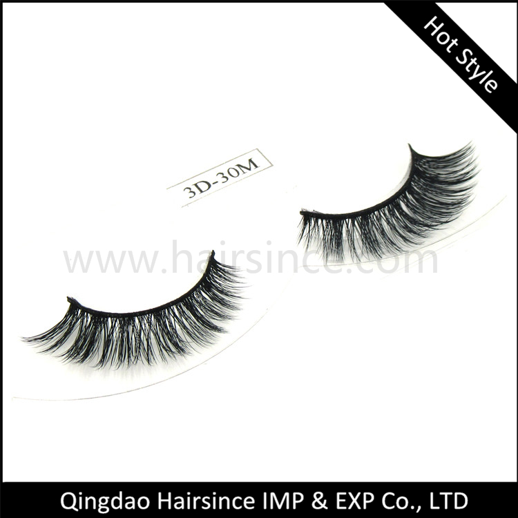 Natural curls 3D silk hair lashes, 3D synthetic hair lashes, human hair lashes, horse hair lashes for sale