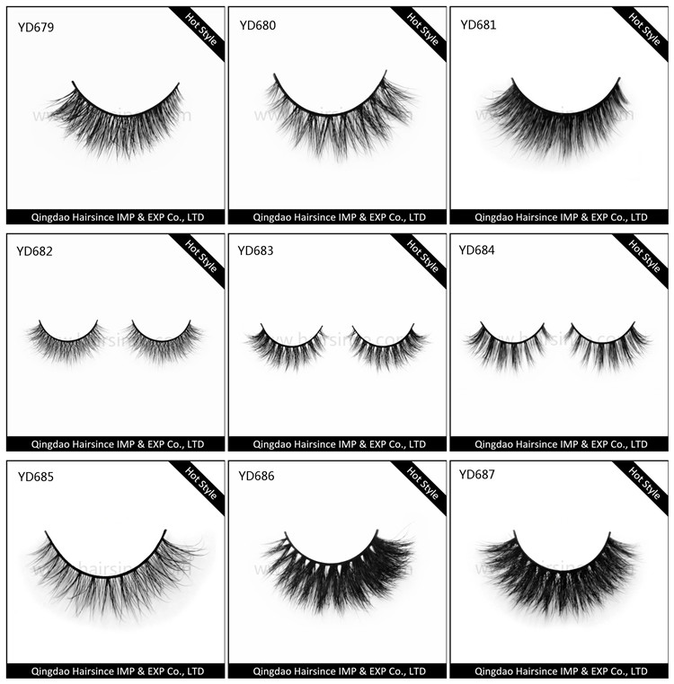 Top Quality 3d Mink Eyelash