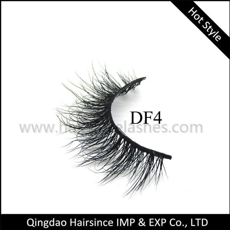 Quality mink hair lashes 3D style, aliexpress mink lashes cheap price