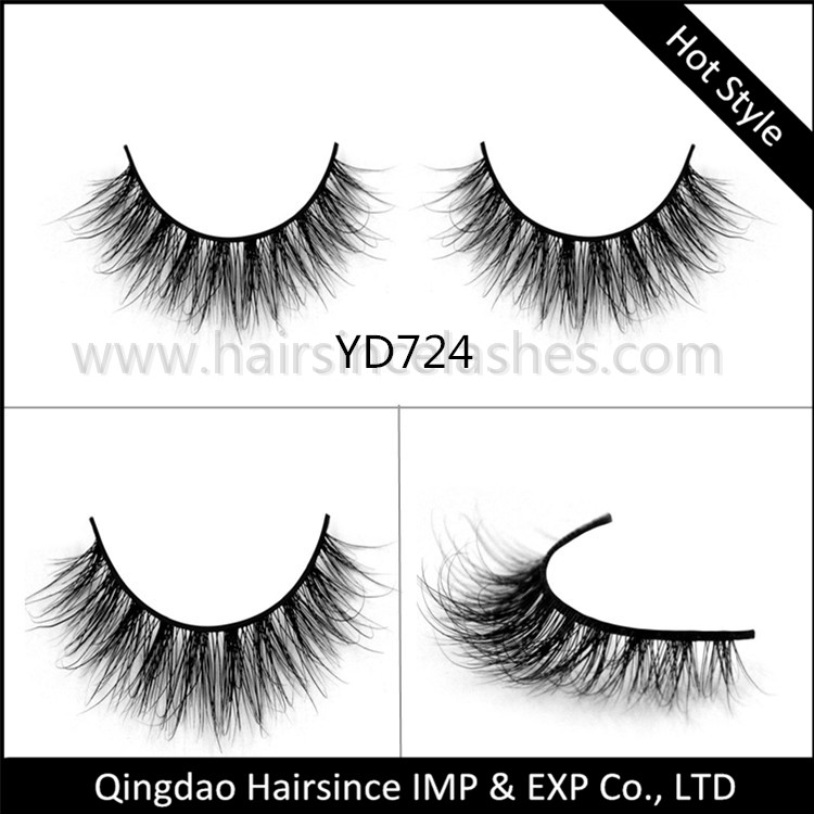 Top Quality 3d Mink Hair Lashes